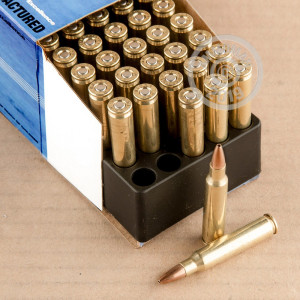Photo of 223 Remington HP ammo by Black Hills Ammunition for sale.
