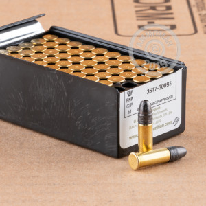 22 LR ELEY 40 GRAIN SUBSONIC HOLLOW POINT (500 ROUNDS)