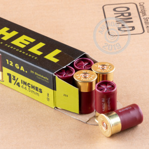 ammo made by Aguila with a 1-3/4