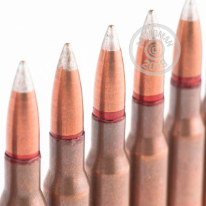 An image of bulk 7.62 x 54R ammo made by Russian Surplus at AmmoMan.com.
