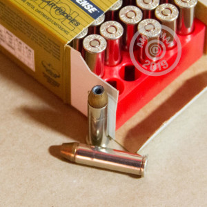An image of 357 Magnum ammo made by Federal at AmmoMan.com.