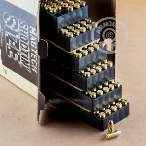 Photo of .40 Smith & Wesson FMJ ammo by Magtech for sale.