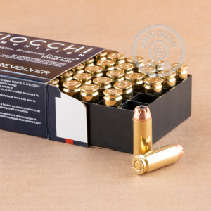 Image of Fiocchi 10mm pistol ammunition.