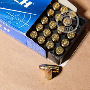 Image of Magtech .40 Smith & Wesson pistol ammunition.