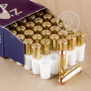 Image of 38 Special ammo by Speer that's ideal for shooting indoors, training at the range.