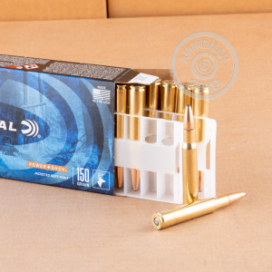 An image of 30.06 Springfield ammo made by Federal at AmmoMan.com.
