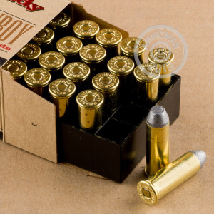 Image of the 44-40 WINCHESTER HORNADY COWBOY 205 GRAIN LFN (20 ROUNDS) available at AmmoMan.com.