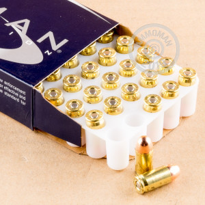 A photograph of 1000 rounds of 95 grain .380 Auto ammo with a TMJ bullet for sale.