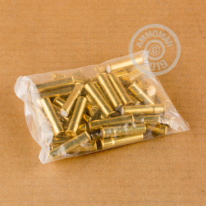 Image detailing the  case and  primers on the Mixed ammunition.
