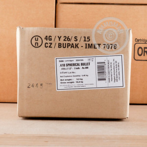 000 BUCK shotgun rounds for sale at AmmoMan.com - 500 rounds.