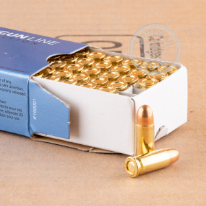 An image of .25 ACP ammo made by Prvi Partizan at AmmoMan.com.