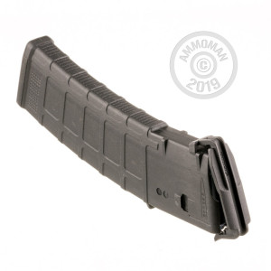 Photo detailing the AR-15/M4 MAGAZINE - 40 ROUND MAGPUL PMAG GEN M3 BLACK (1 MAGAZINE) for sale at AmmoMan.com.