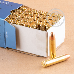 Image detailing the brass case on the Prvi Partizan ammunition.