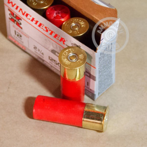 Photograph of Winchester 12 Gauge #1 BUCK for sale at AmmoMan.com