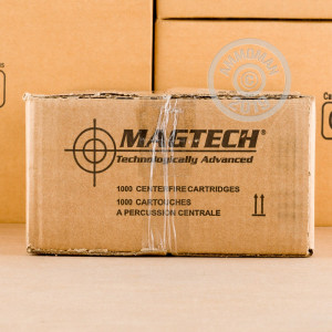 Photo detailing the 5.56 NATO CBC MAGTECH 62 GRAIN FMJ (1000 ROUNDS) for sale at AmmoMan.com.