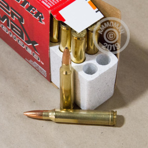 Photo of 300 Winchester Magnum HP ammo by Winchester for sale.