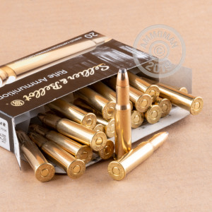 An image of 30-30 Winchester ammo made by Sellier & Bellot at AmmoMan.com.