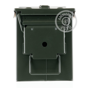 Image of the NEW 50 CALIBER MIL-SPEC AMMO CAN (1 CAN) available at AmmoMan.com.