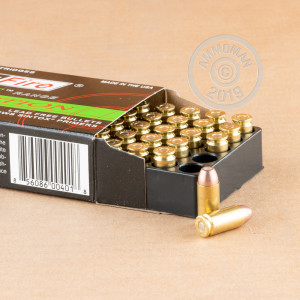 An image of .40 Smith & Wesson ammo made by SinterFire at AmmoMan.com.