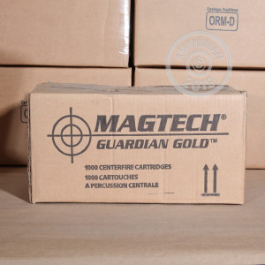 Photo of .45 GAP JHP ammo by Magtech for sale at AmmoMan.com.