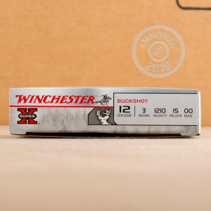 Photograph of Winchester 12 Gauge 00 BUCK for sale at AmmoMan.com
