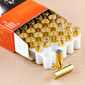 Photo of 38 Special Lead Wadcutter ammo by Federal for sale at AmmoMan.com.