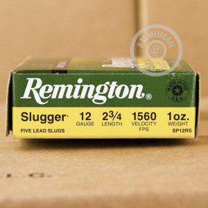 Great ammo for whitetail hunting, hunting, these Remington rounds are for sale now at AmmoMan.com.