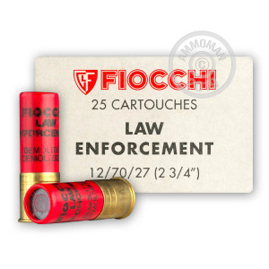 Great ammo for hunting, these Fiocchi rounds are for sale now at AmmoMan.com.