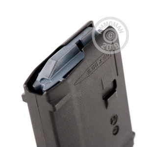 Photo detailing the AR-15 MAGAZINE - 5.56/.223 - 30 ROUND MAGPUL PMAG GEN M3 BLACK WITH WINDOW (1 MAGAZINE) for sale at AmmoMan.com.