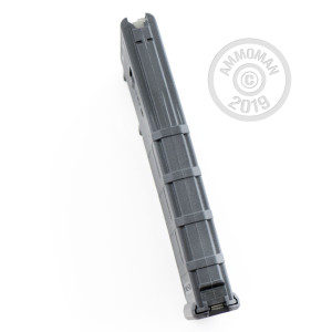 Photograph showing detail of AR-15 MAGAZINE - 5.56/.223 - 30 ROUND MAGPUL PMAG GEN M2 MOE WINDOW BLACK (1 MAGAZINE)