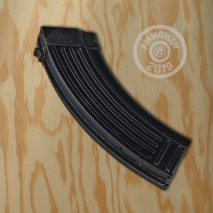 Image of the 7.62x39MM AK-47 MAGAZINES - YUGOSLAVIAN SURPLUS - 30 ROUND STEEL MAGAZINE available at AmmoMan.com.