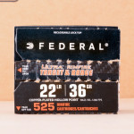 Image of 22 LR FEDERAL ULTRA 36 GRAIN CPHP (5250 ROUNDS)