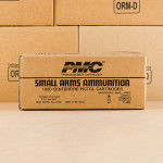 Image of the .380 ACP PMC 90 GRAIN Full Metal Jacket #380A (1000 ROUNDS) available at AmmoMan.com.