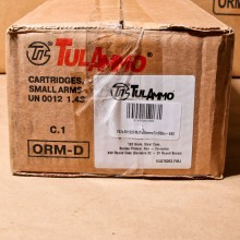 Image of Tula Cartridge Works 7.62 x 39 bulk rifle ammunition.
