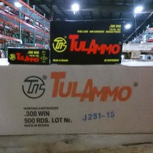 308 WIN TULA 150 GRAIN FMJ (500 ROUNDS)