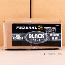 Photo of 223 Remington FMJ-BT ammo by Federal for sale.