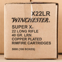 ammo made by Winchester in-stock now at AmmoMan.com.