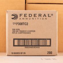 Image of 308 / 7.62x51 rifle ammunition at AmmoMan.com.