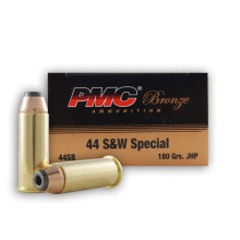 Photo of 44 Special JHP ammo by PMC for sale at AmmoMan.com.
