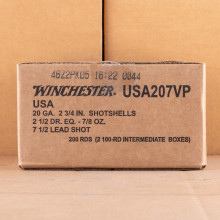 Great ammo for shooting clays, target shooting, upland bird hunting, these Winchester rounds are for sale now at AmmoMan.com.