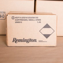 Image of 38 Special ammo by Remington that's ideal for home protection.
