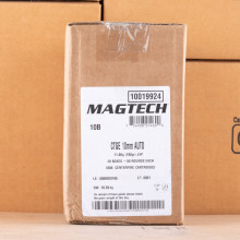 Photo of 10mm JHP ammo by Magtech for sale at AmmoMan.com.
