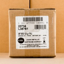 Image of 357 SIG pistol ammunition at AmmoMan.com.