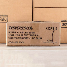 Great ammo for hunting, these Winchester rounds are for sale now at AmmoMan.com.