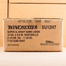 Great ammo for upland bird hunting, these Winchester rounds are for sale now at AmmoMan.com.