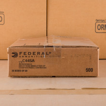 A photograph detailing the 44 Special ammo with Lead Semi-Wadcutter Hollow Point(LSWCHP) bullets made by Federal.