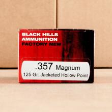 Image of 357 Magnum pistol ammunition at AmmoMan.com.