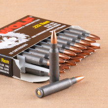 Photo of 223 Remington FMJ ammo by Wolf for sale.