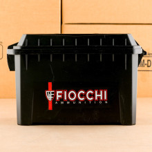 A photograph detailing the bulk 308 / 7.62x51 ammo with FMJ bullets made by Fiocchi.