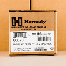Bulk 300 BLK Ammo for Sale with Free Shipping